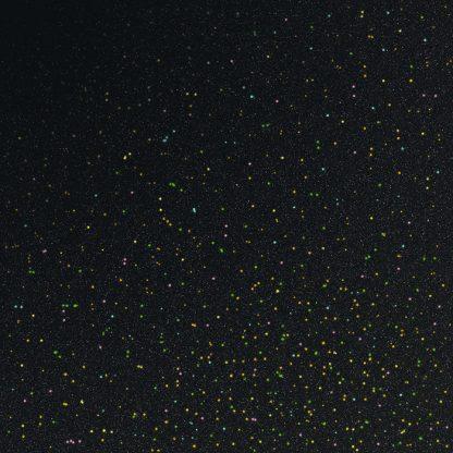 Orafol 970RA Matte Black Galactic Gold 905M Vinyl Wrap