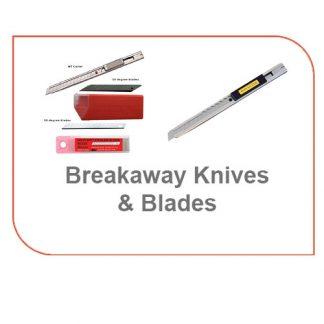 Breakaway Knives & Blades