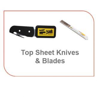 Top Sheet Knives & Blades