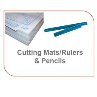 Cutting Mats/Rulers & Pencils