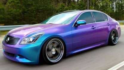 ORACAL 970RA Gloss Turquoise Lavender 989 Shift Effect Vinyl Wrap