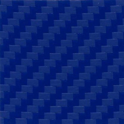 Orafol 975 Middle Blue Carbon Fiber CA536 Vinyl Wrap