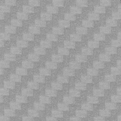 Orafol 975 Silver Grey Carbon Fiber CA090 Vinyl Wrap